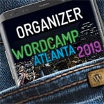 2019 WordCamp Atlanta Organizer