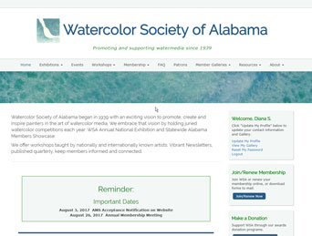 Watercolor Society of Alabama